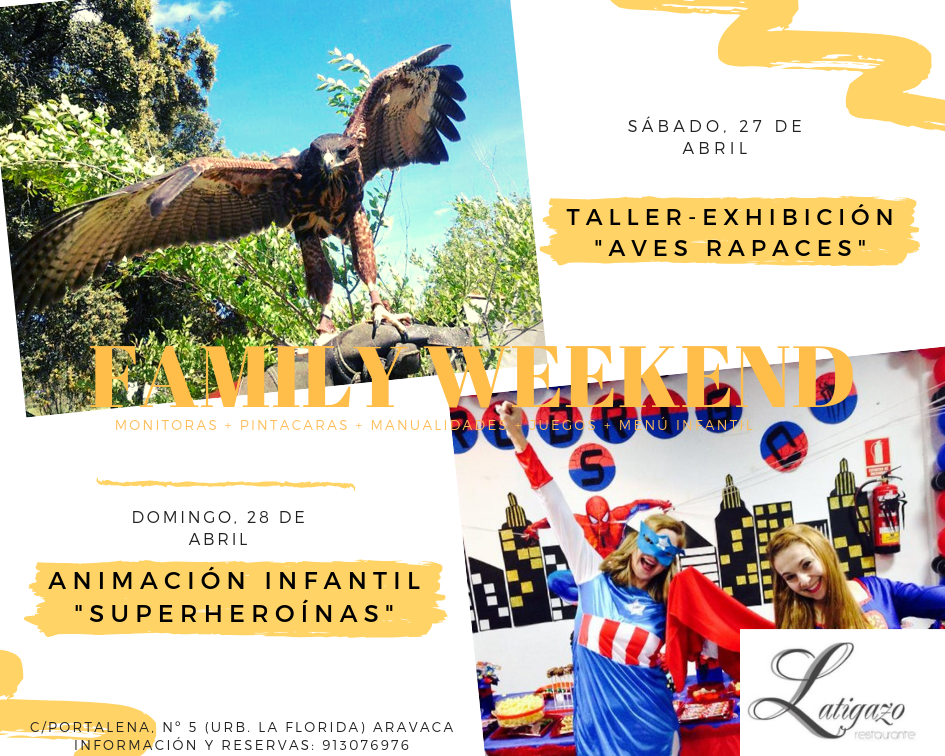 Family Weekend 27_28 abril 2019.png