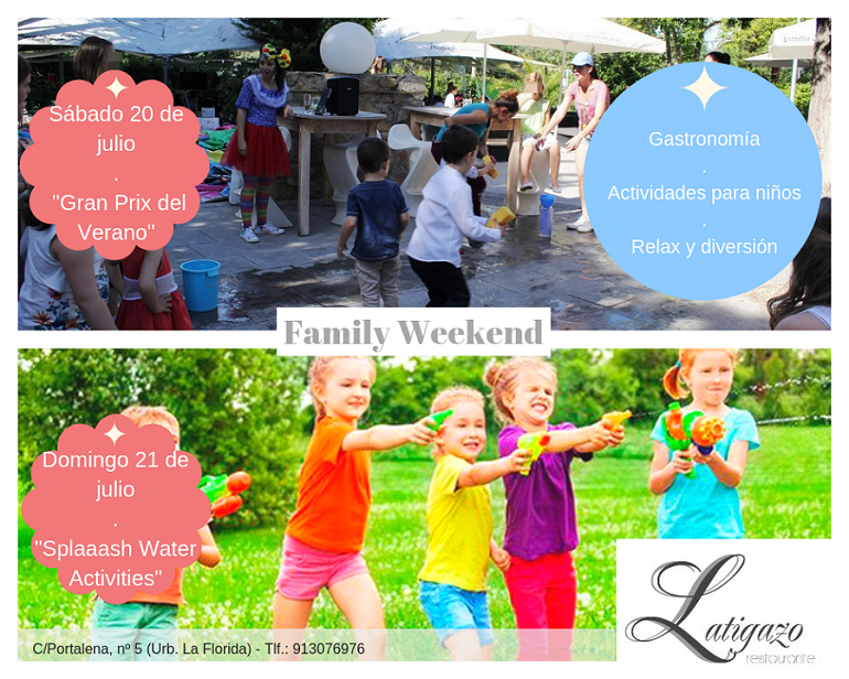 Actividades con agua para niños en restaurante Latigazo.png