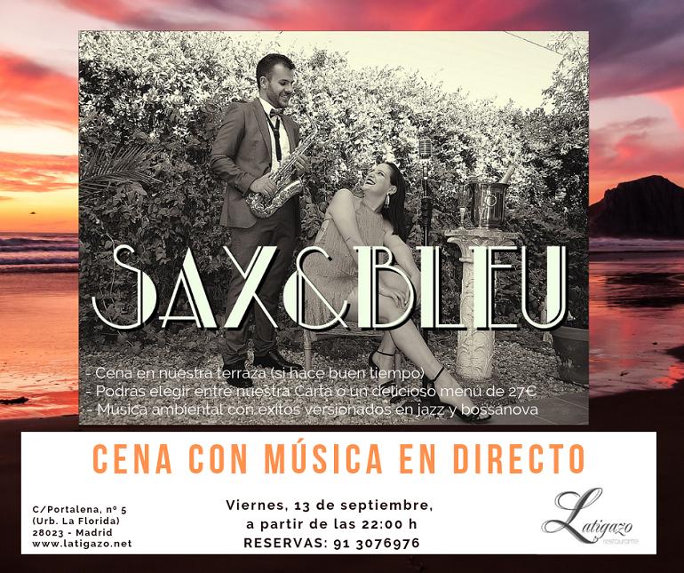 Cena con música en directo Sax&Bleu. restaurante Latigazo. 13_09_2019.png