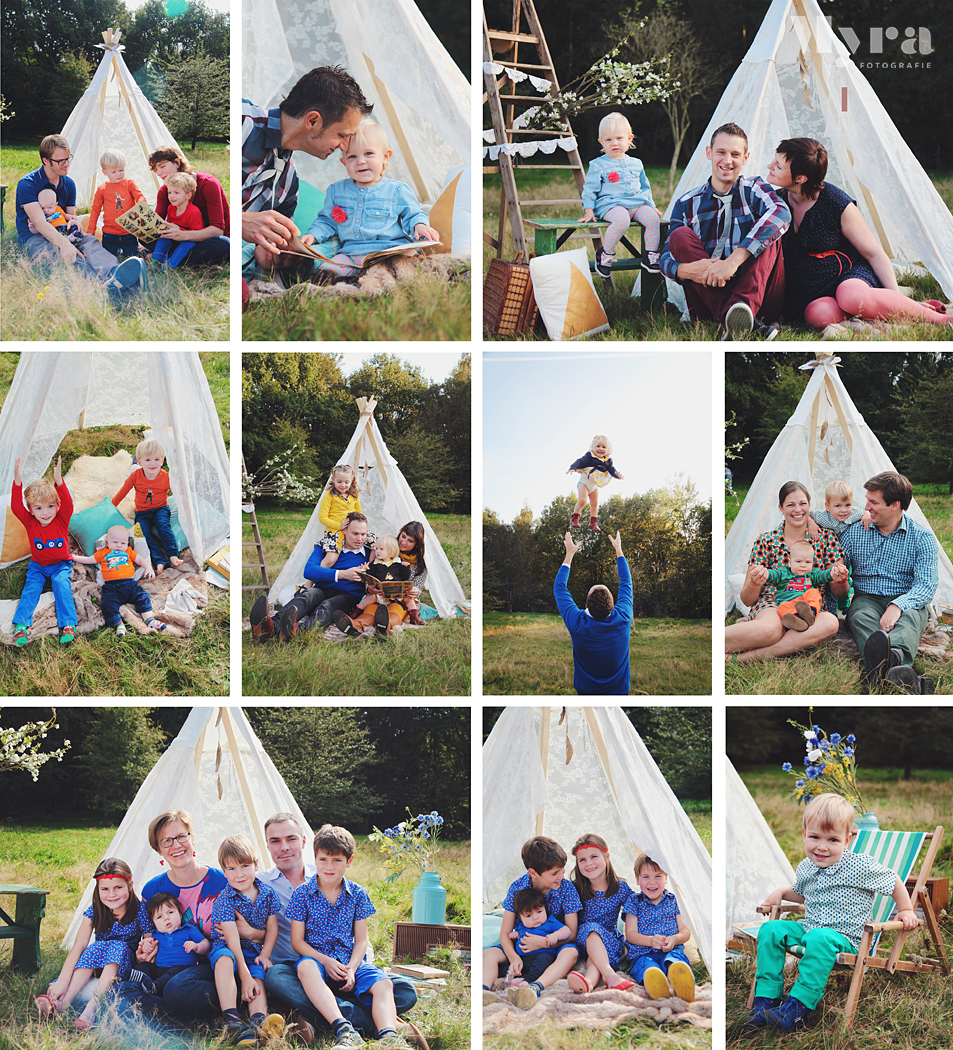 """Playdate """"Family Camping"""" 28/09/14"""