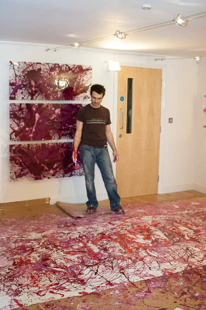 Artist Edward Ball Paining Rhythm 2005-84.jpg