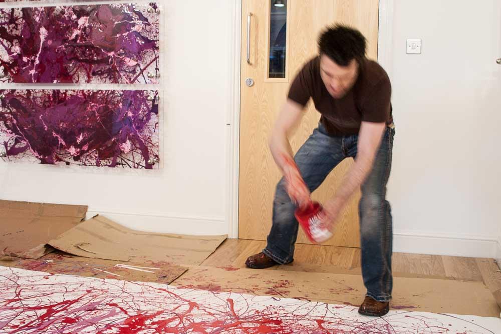 Artist Edward Ball Paining Rhythm 2005-21.jpg