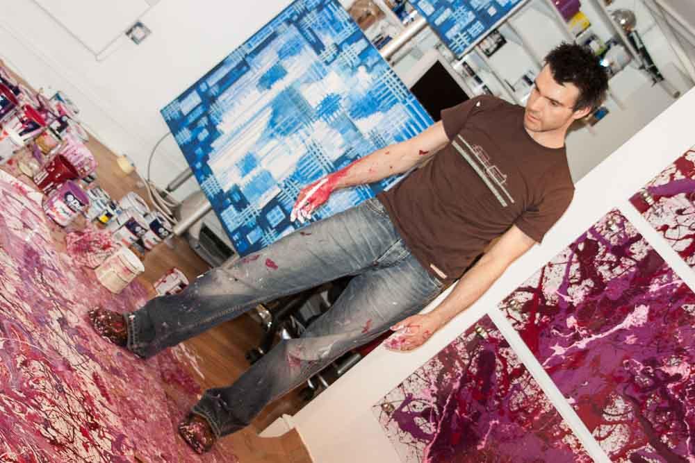 Artist Edward Ball Paining Rhythm 2005-91.jpg