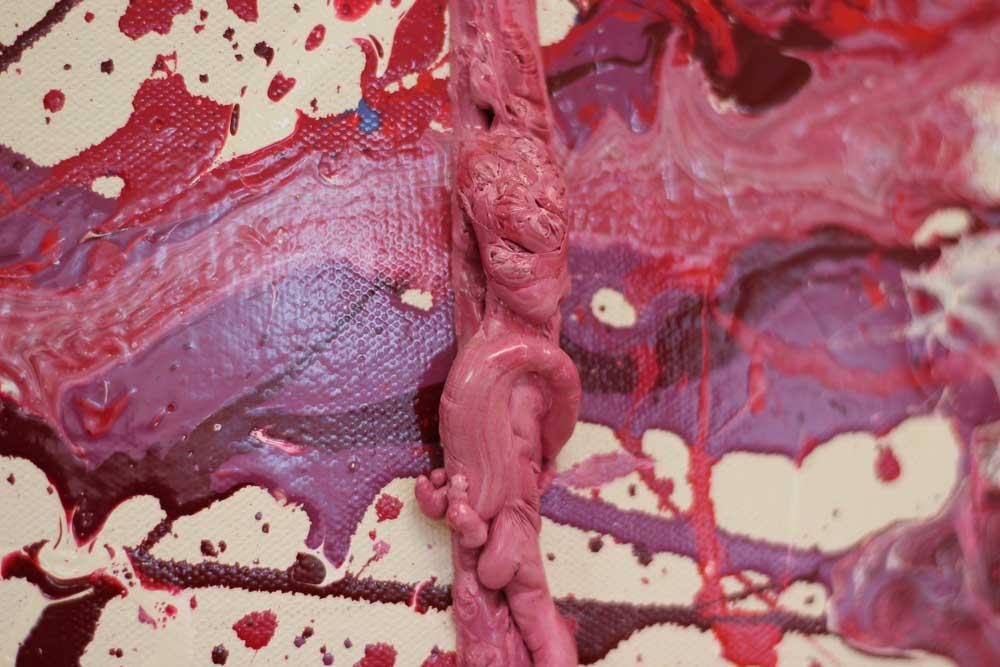 Artist Edward Ball Rythm close-up  2005-8.jpg