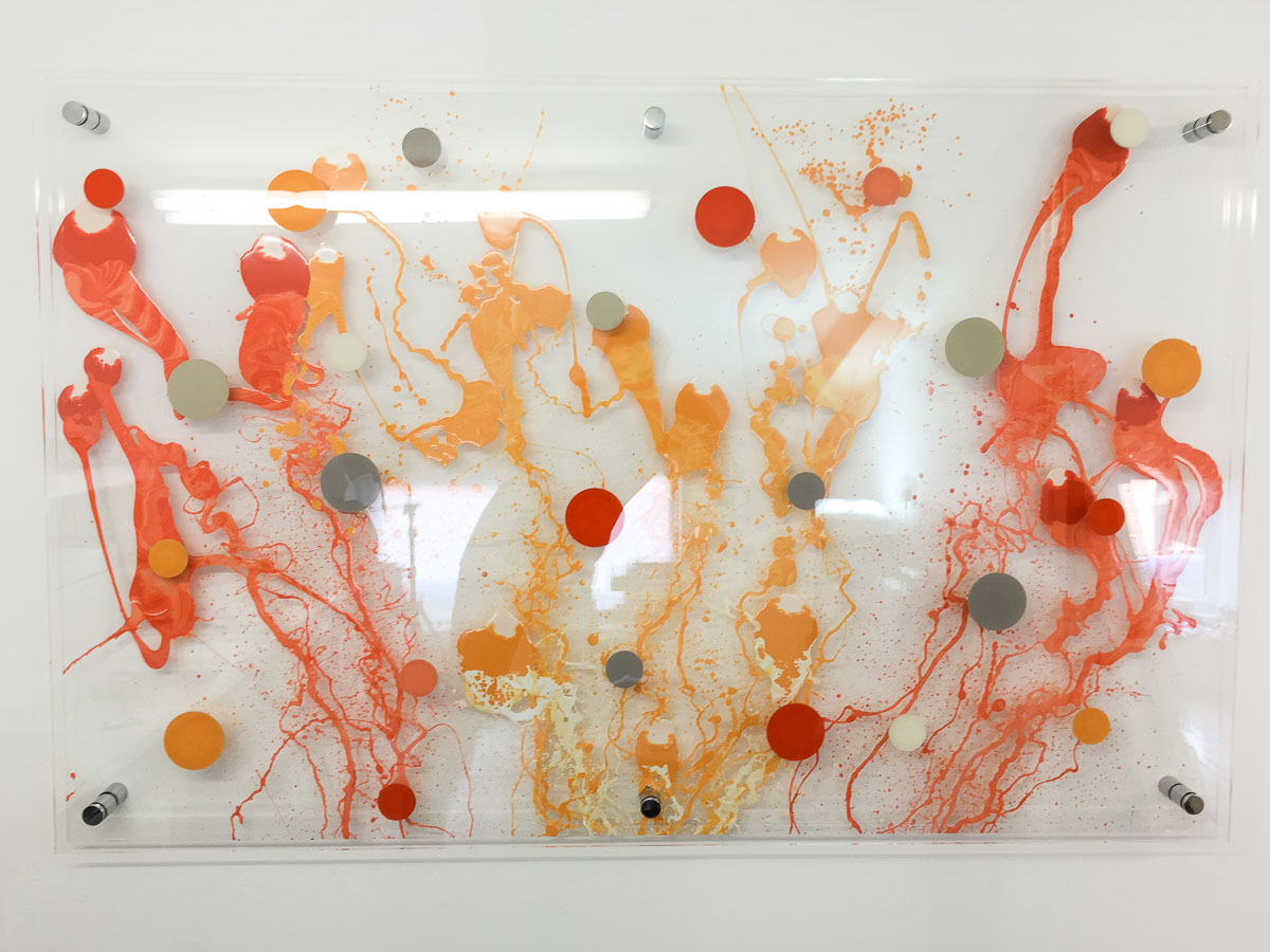 Edward Ball Artwork on perspex (the sea in orange)-33-2.jpg