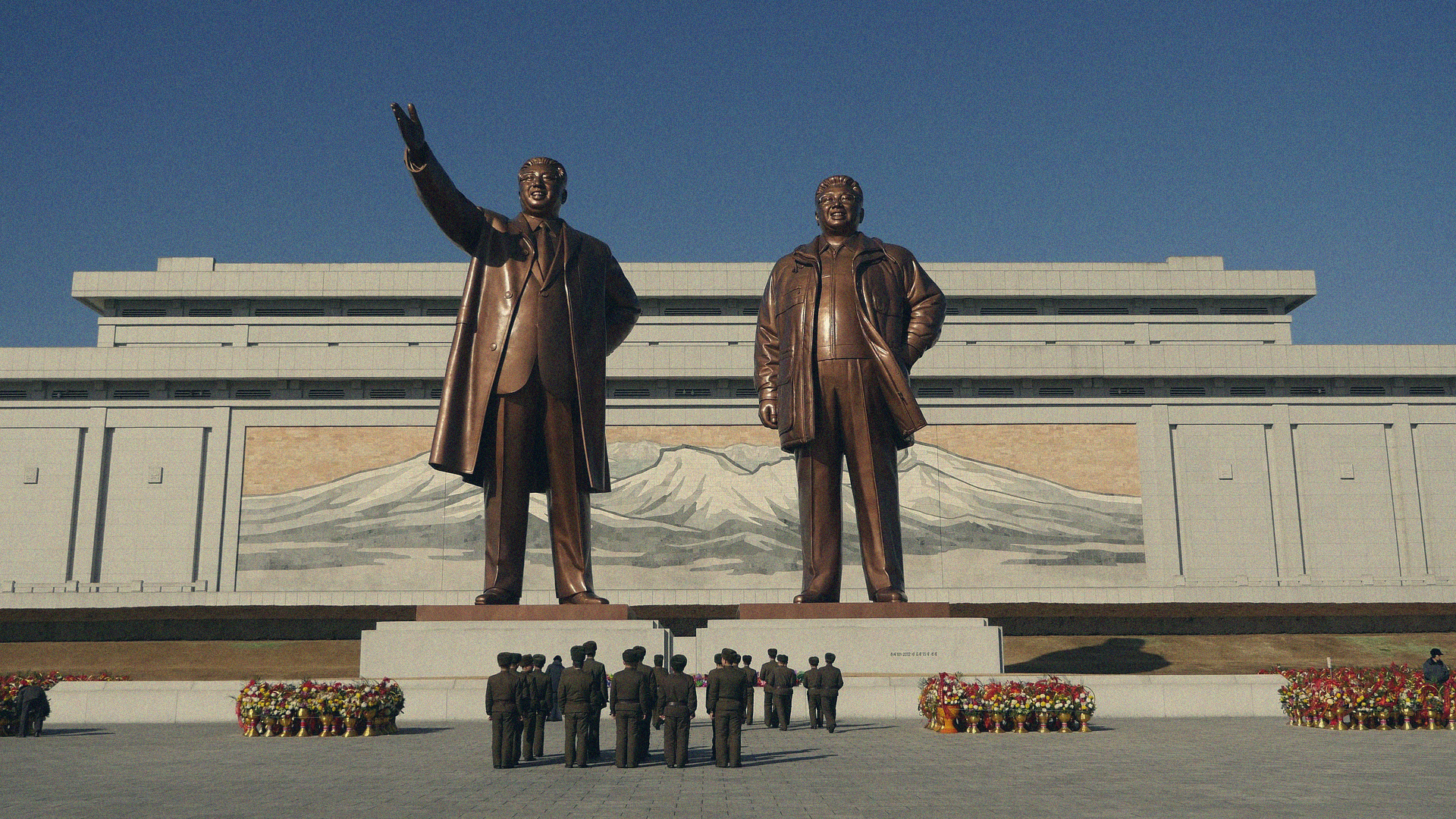 Hermit Kingdom - A detailed profile on North Korea aimed at attracting travellers looking for a unlikely, unique destination.+ publication design+ photo editing