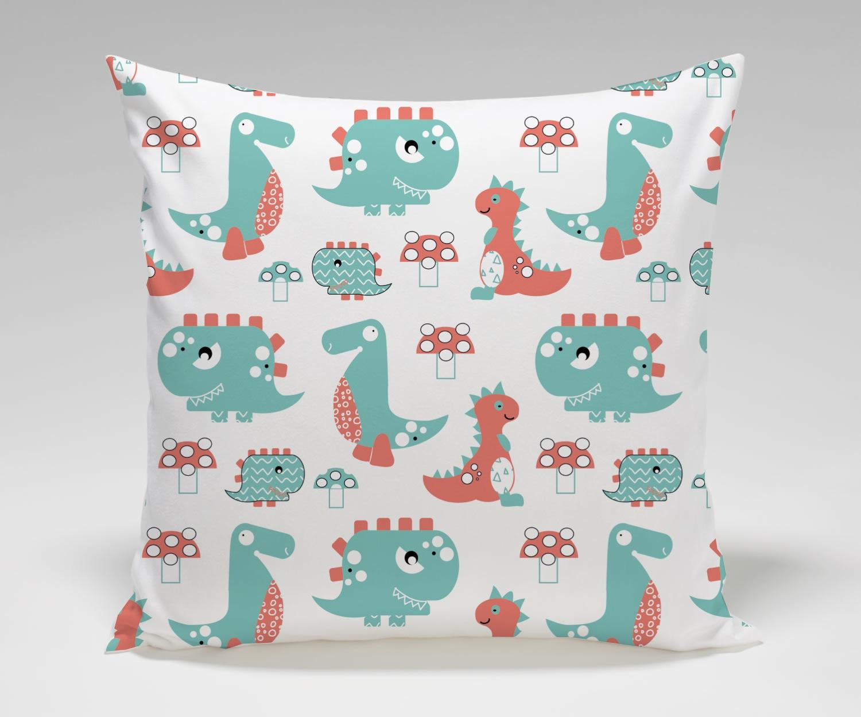 Dinosaur roar-01 cushion.jpg