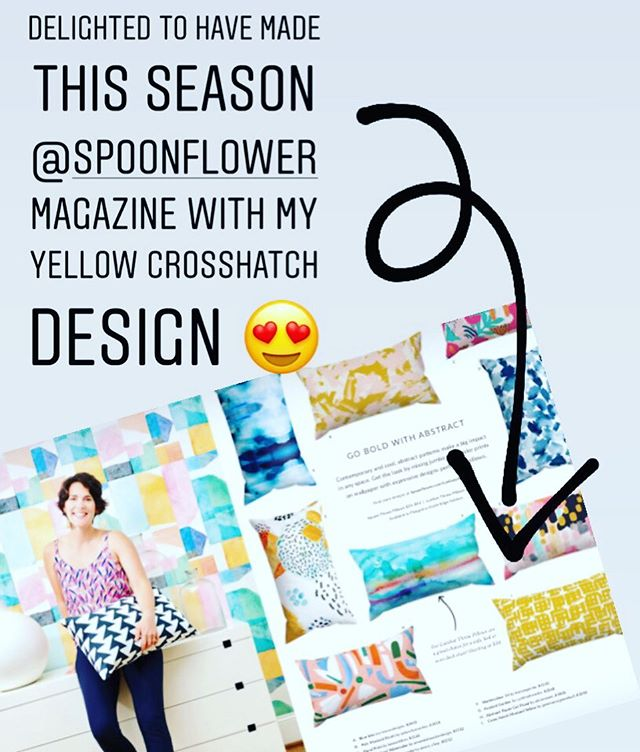 Yasss 🙌 thanks for the feature @spoonflower . . . . . . . . . #surfacepatterndesign #surfacepattern #surfacepatterndesigner #fabricdesign #pattern #print #printedtextiles #sewsewsew #spoonflowerfabric #fabricstash #textiledesign #fabric #designersofinstagram #printandpattern  #patternoftheday #seamlesspattern #makersgonnamake #shopsmall #smallbiz #sewallthethings #spoonflower #spoonflowermakers #babywear #babyleggings #rompers #childrenswear #organickidsclothes #handmadekidsclothes #wallpaper #gemmacosgroveball