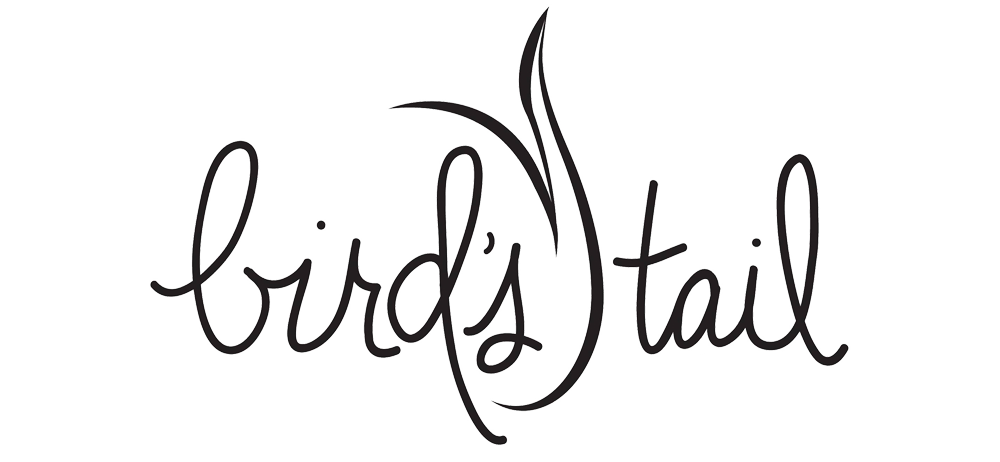 Birds Tail Designs+Handmade Jewelry+Logo