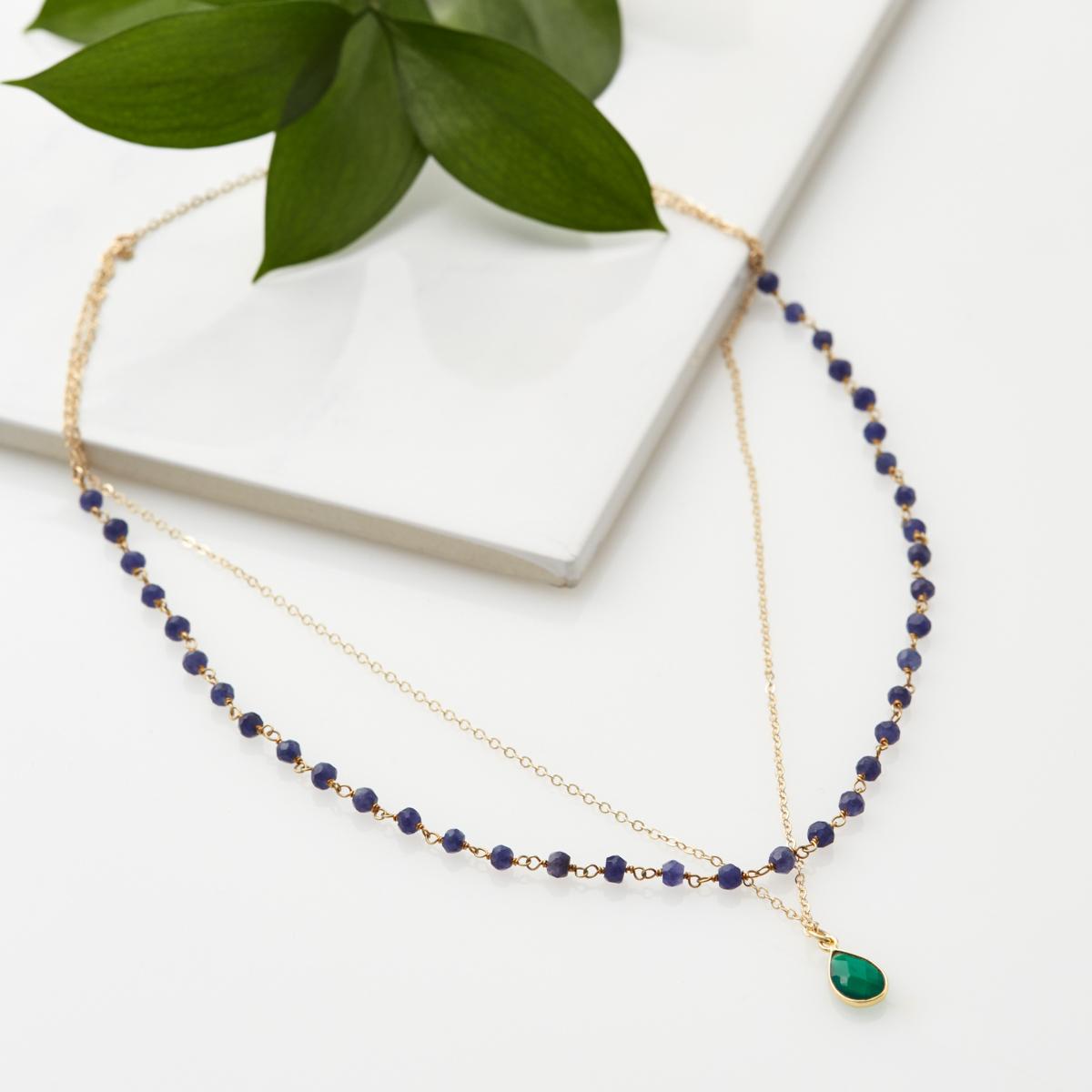 Gemstone-Layered-Necklace-Green-.jpg