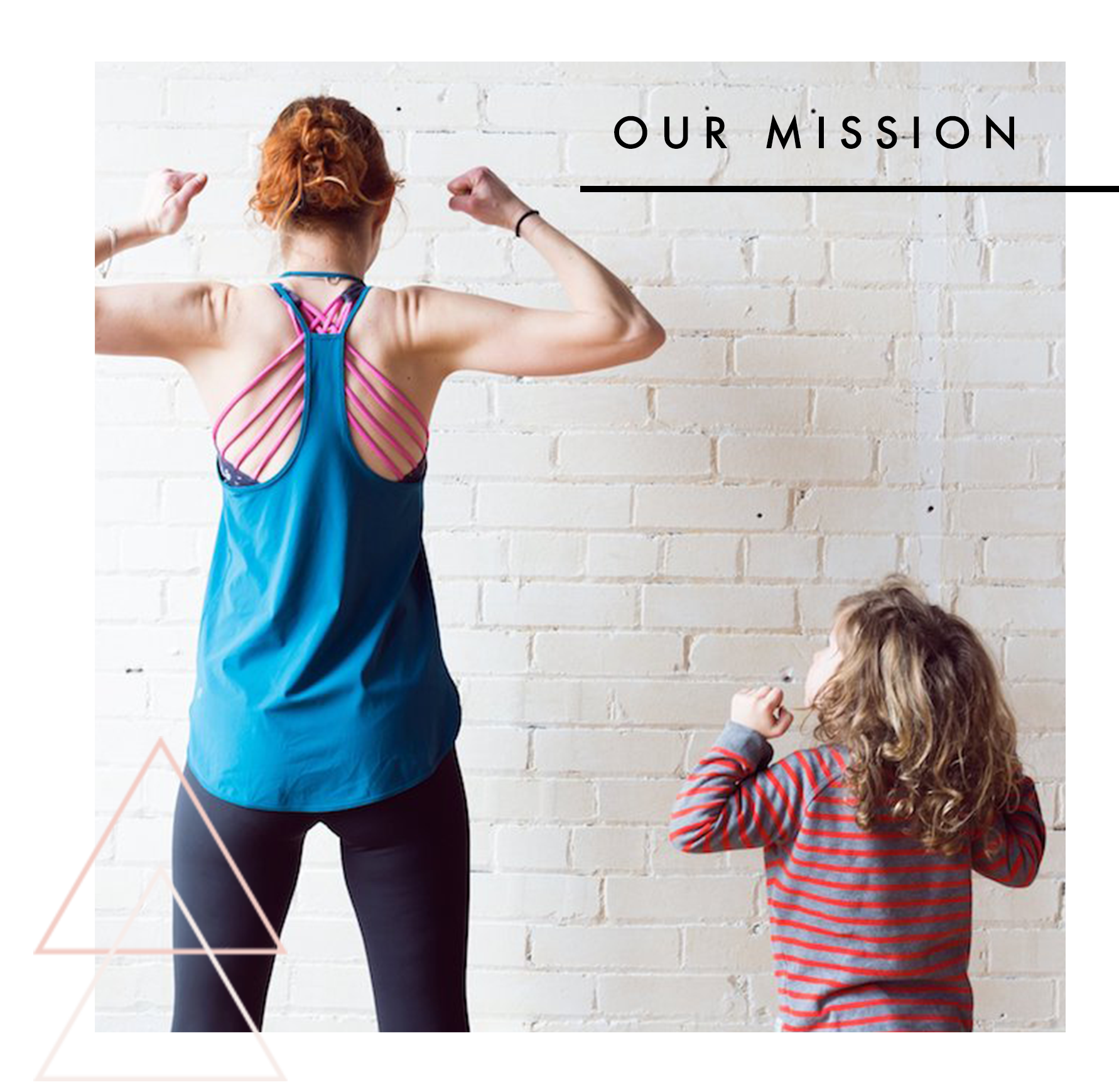 - To provide women and girls with the tools to practice wellness, mindfulness and self-awareness in order to foster self-confidence and personal and global responsibility.