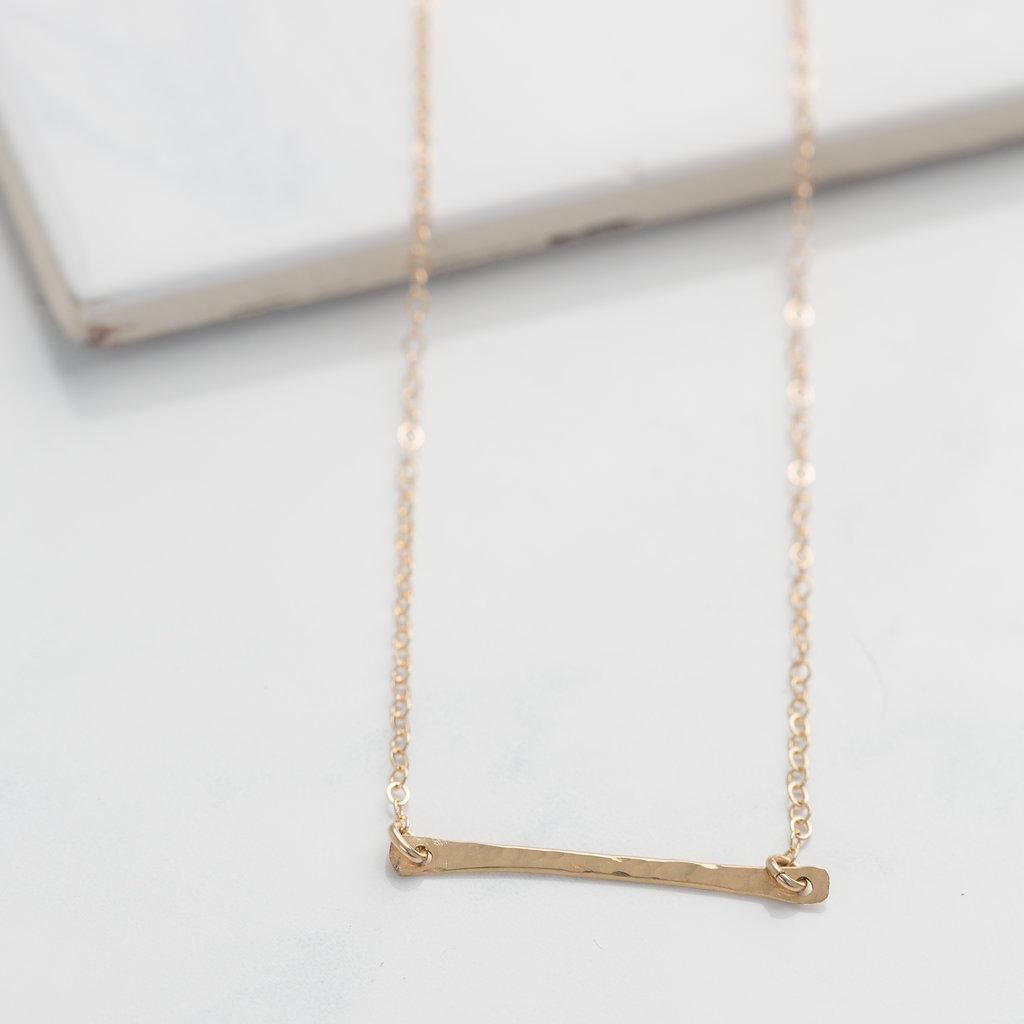 Skyline Bar Necklace