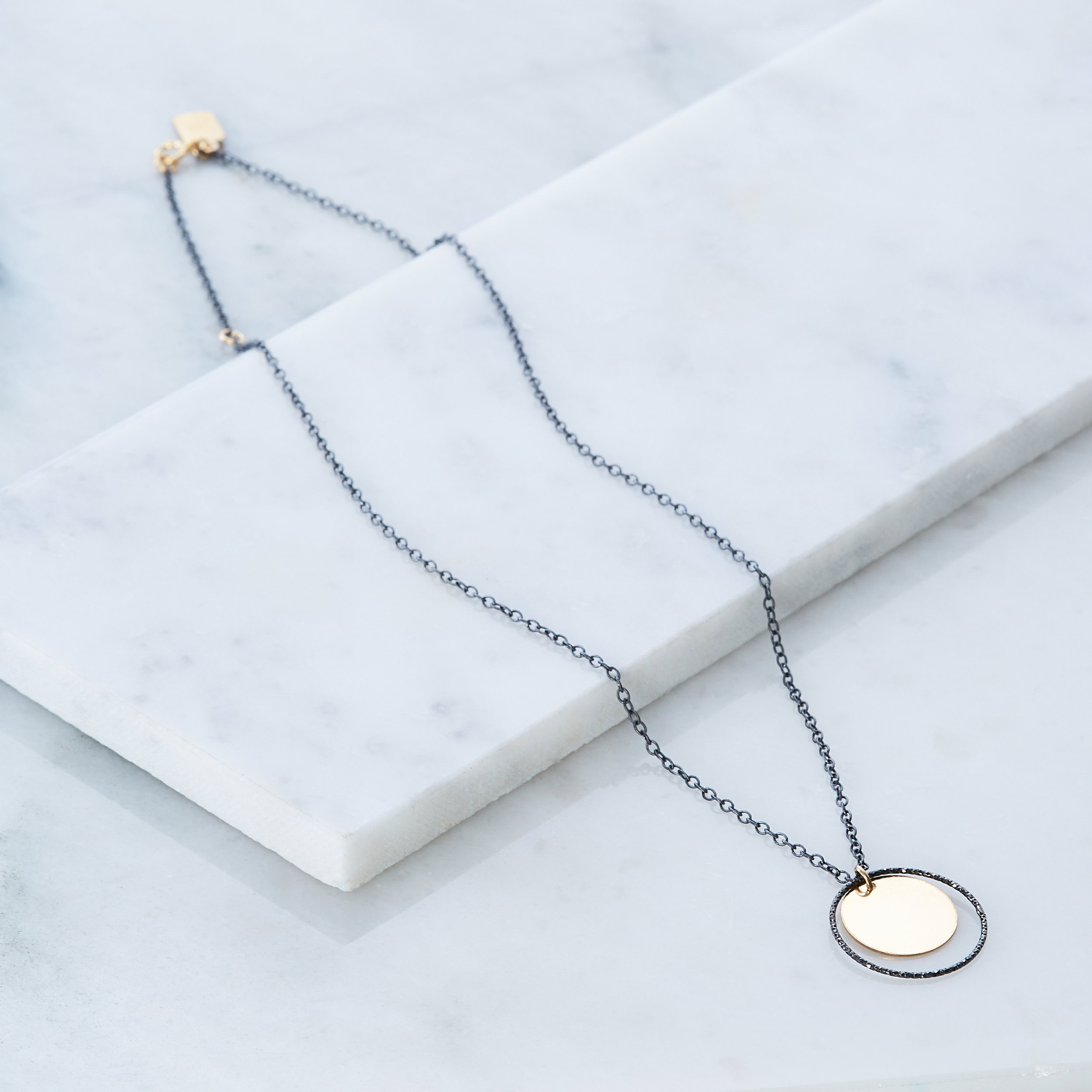 Midnight Eclipse Necklace