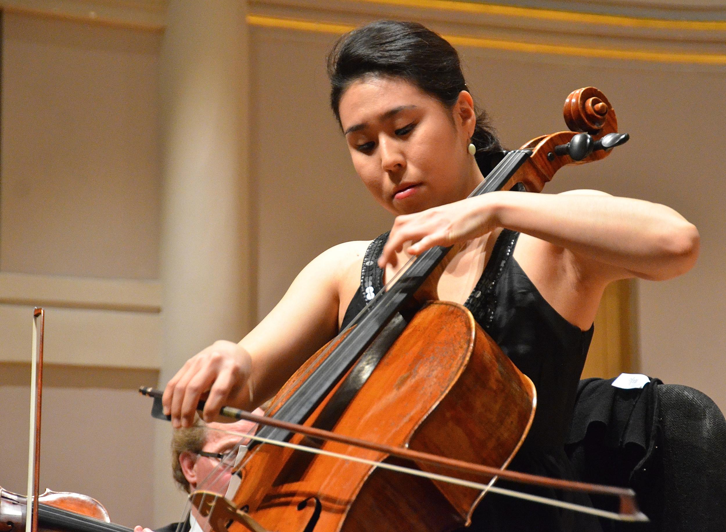 Haydn Concerto at Palais des Beaux-Arts (2015)