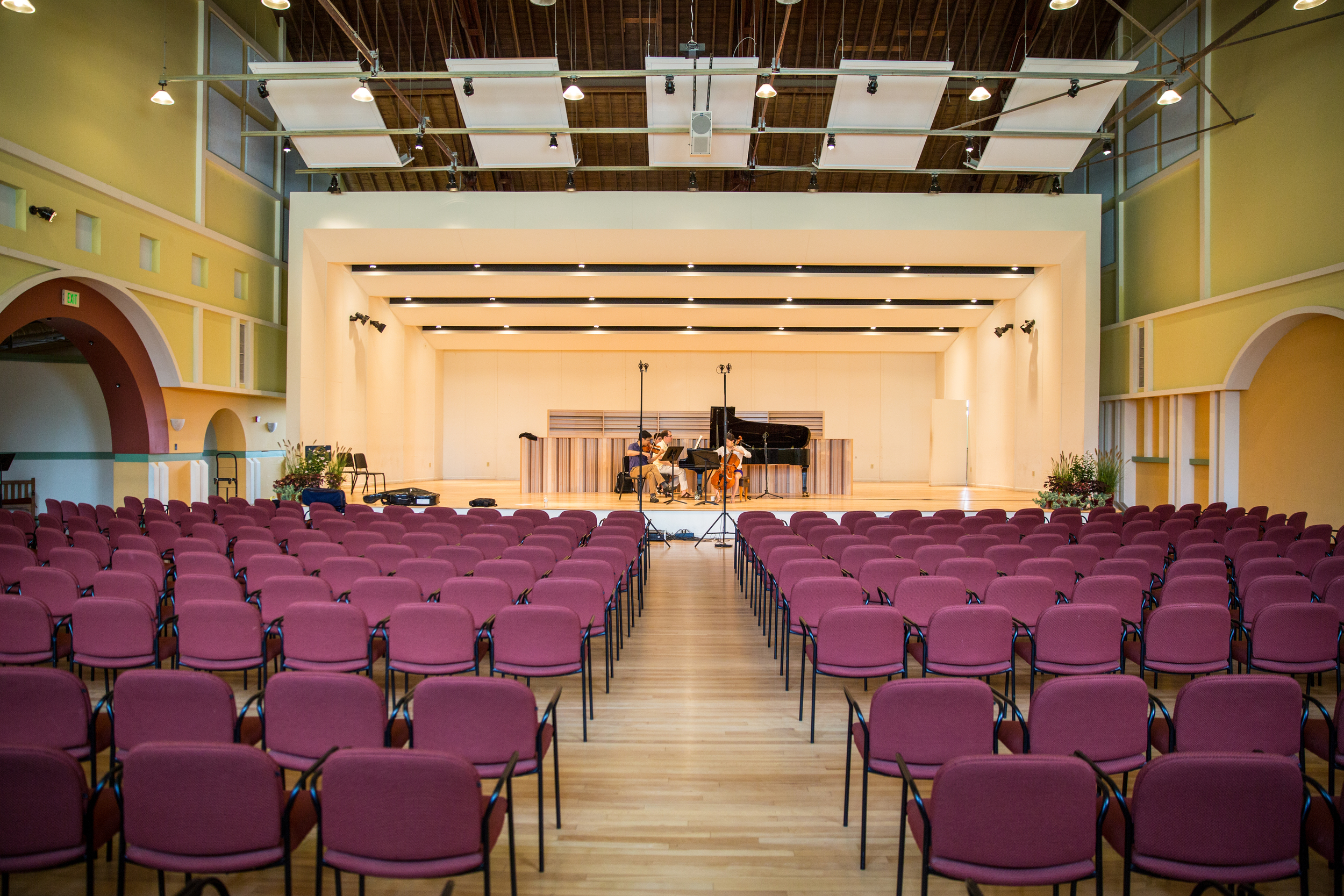 Elley-Long Music Center, St. Michael's College