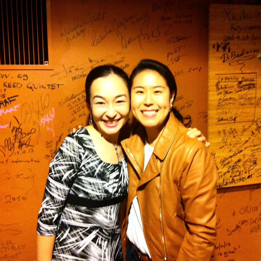 Surprise from longtime friend, pianist, and NEC Alum Yoko Kida!