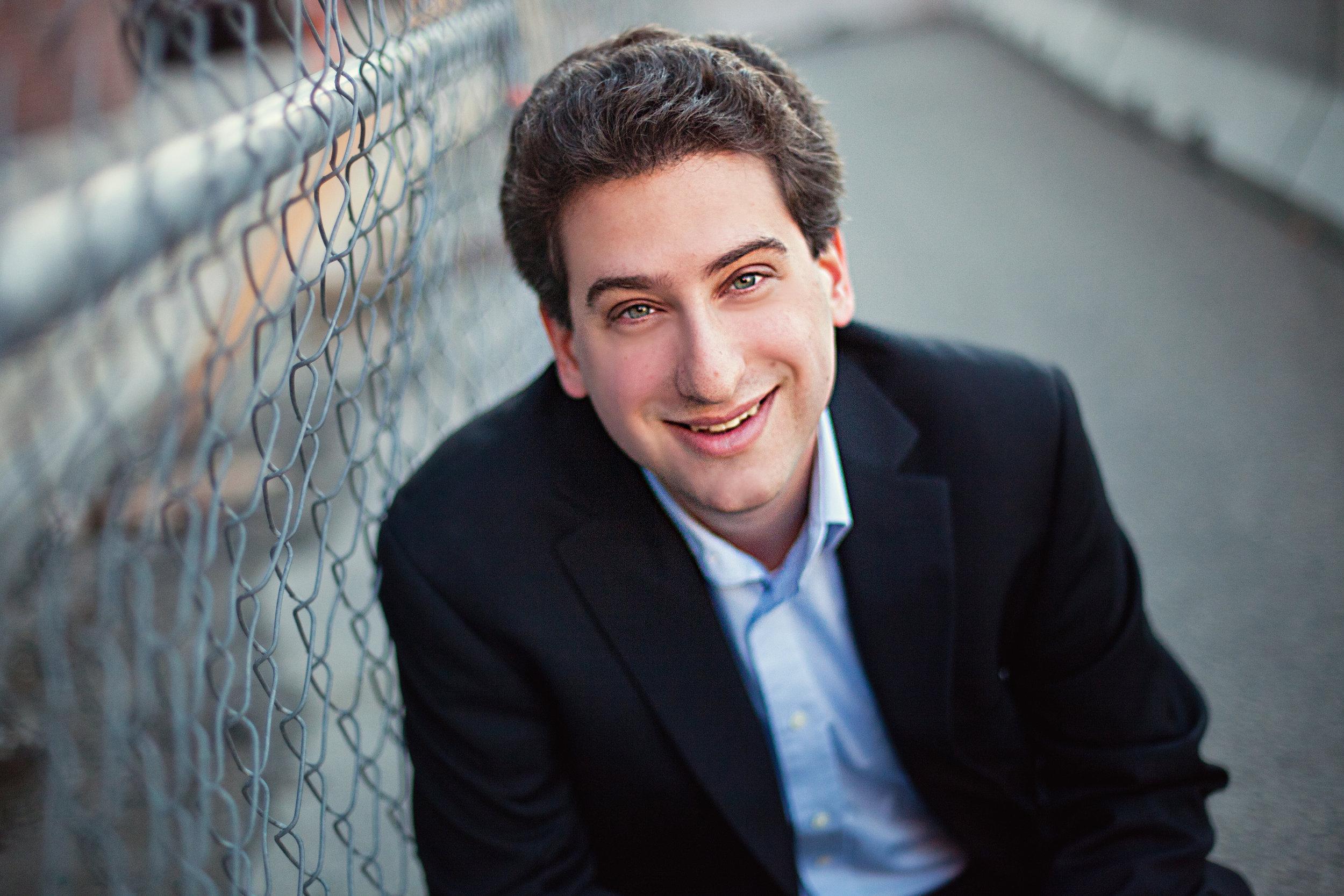 Matthew Szymanski, founder and music director of Phoenix Boston