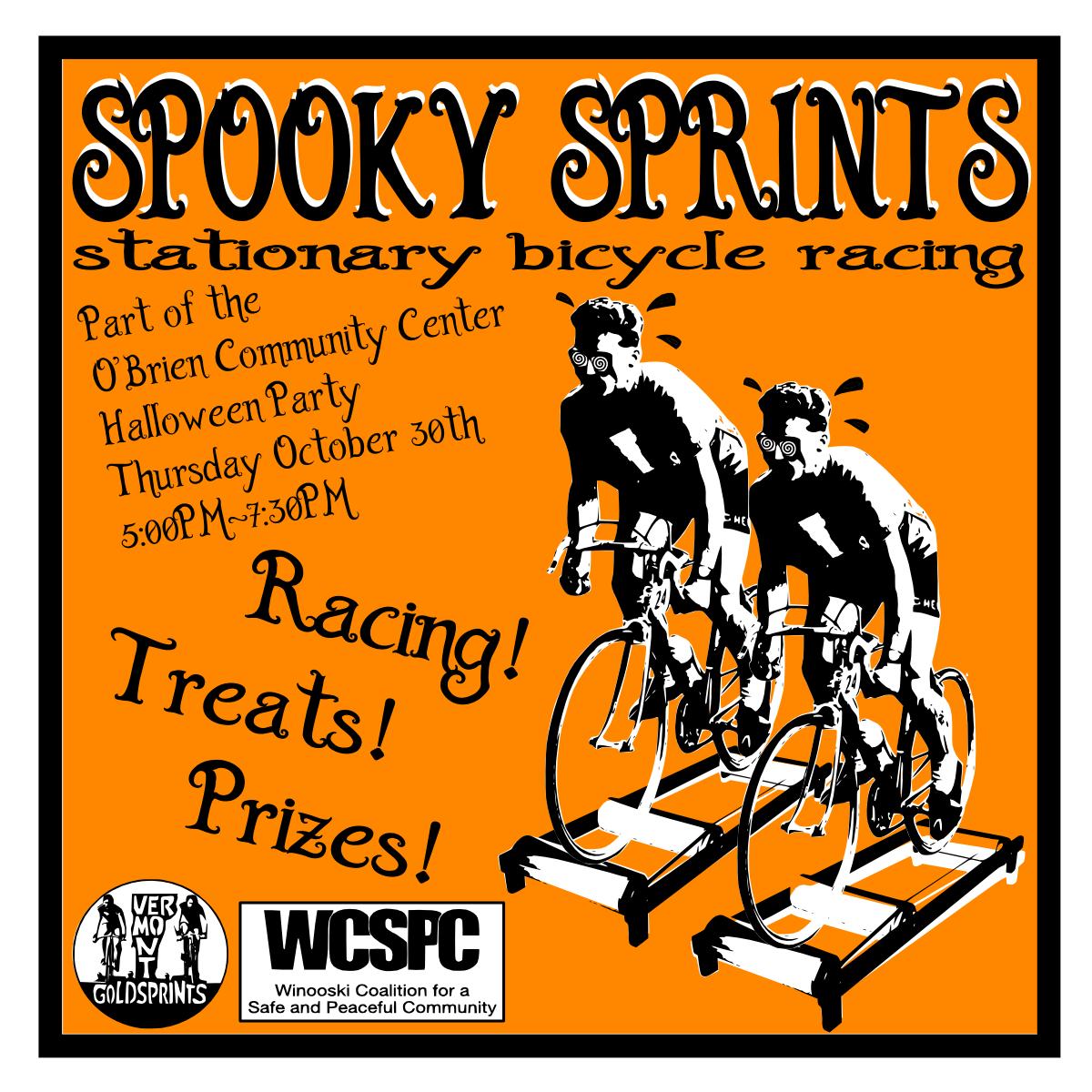 Spooky Sprints
