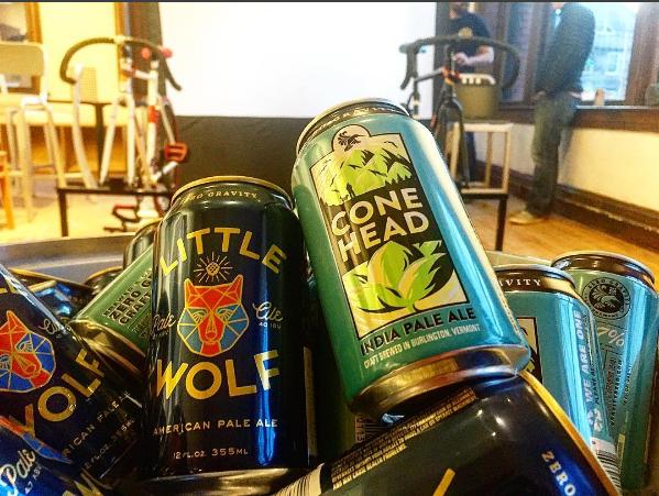 Beer and Bikes. 'Nuff Said.