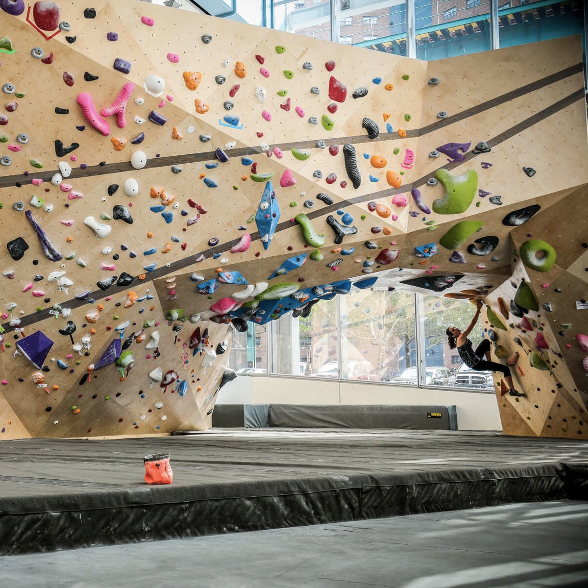 PROGRAMS  - FITNESSBOULDERING 101 CLASSESSAVE TIME - SIGN WAIVER ONLINEMEMBERSHIP + PERKSPRIVATE INSTRUCTION SHOP ONLINE