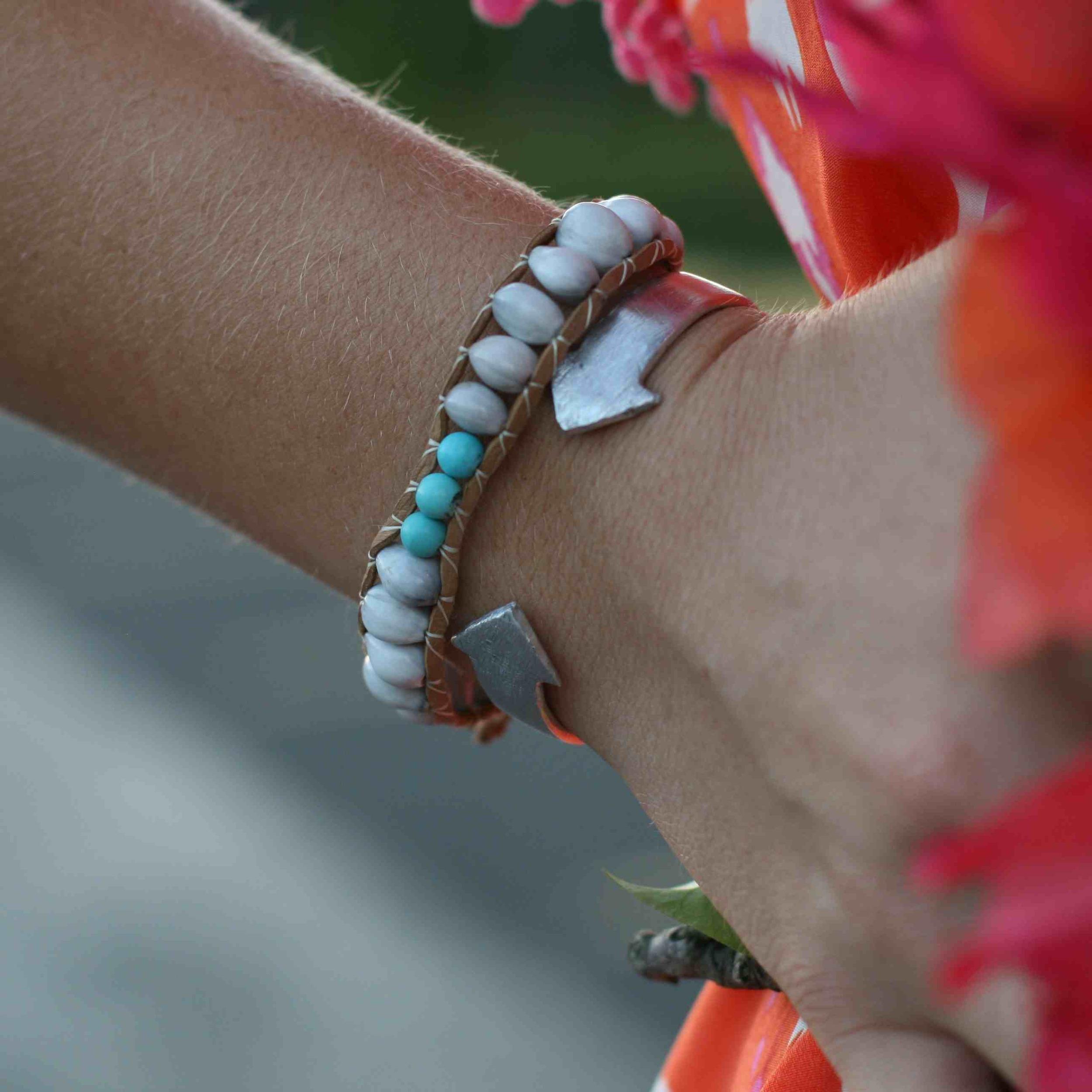 Single Wrap Majok Bracelet