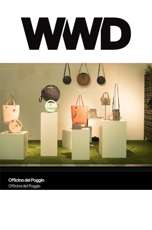 WWD  features ODP among top Italian brands during MIPEL exhibition