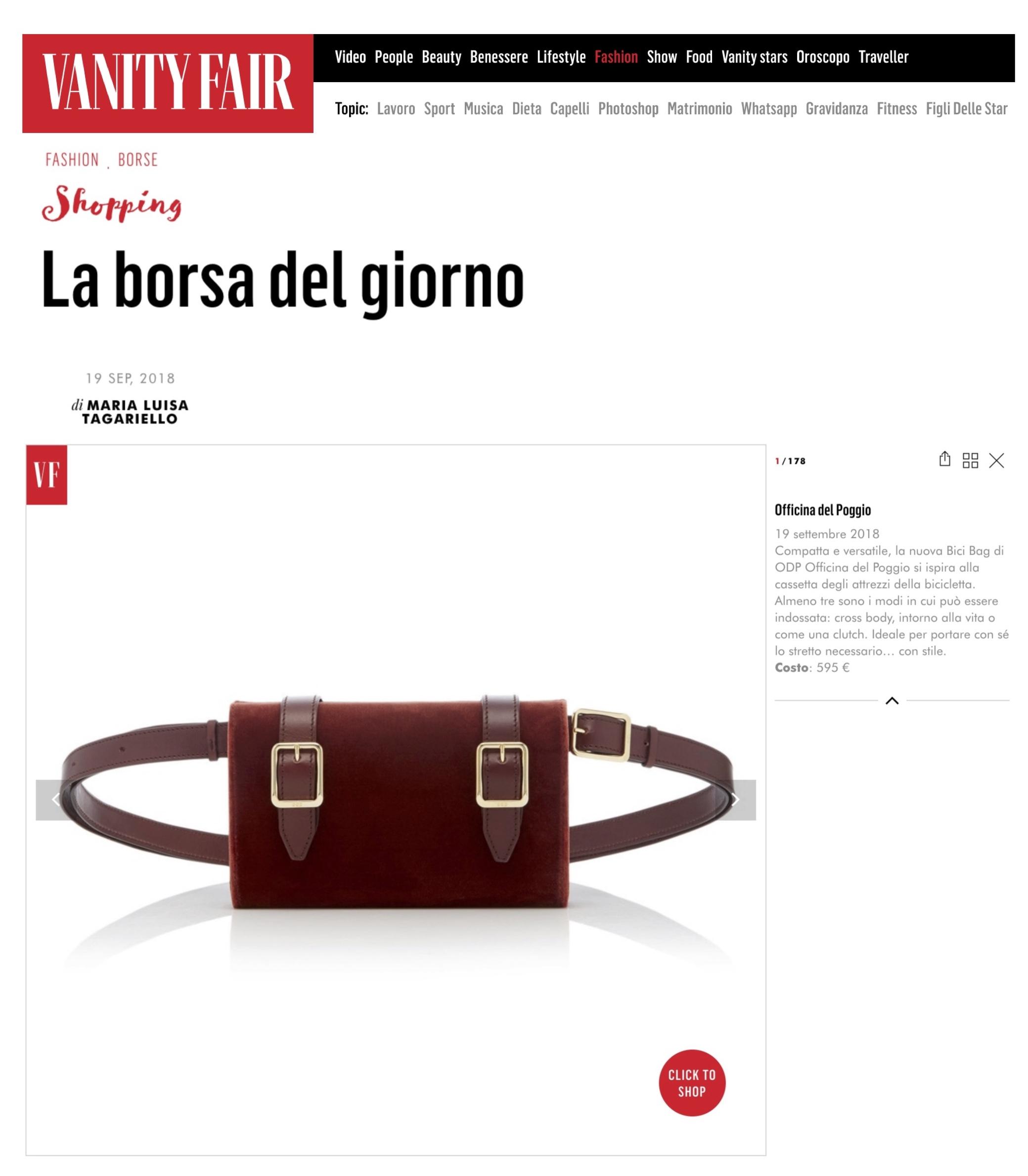 ODP_Officina_del_Poggio_Bici_Bag_Vanity_Fair