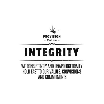 provisionintegrity