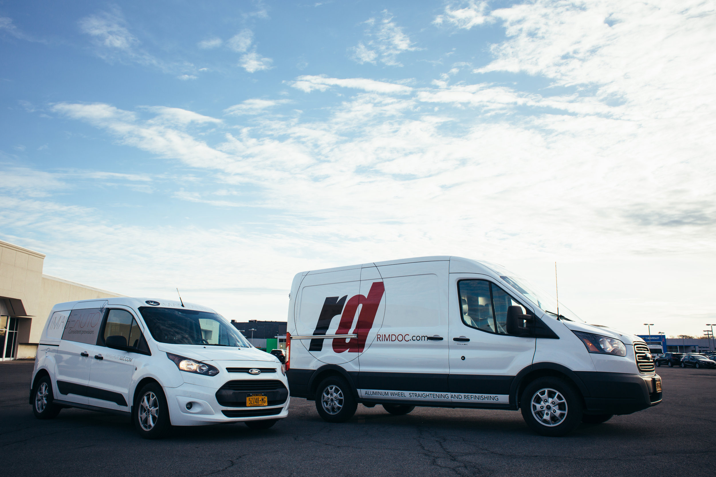 Dealership Services - On-Site Reconditioning Solutions