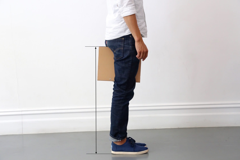 Inner leg Diagram