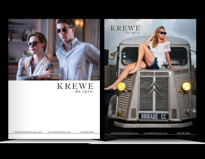 Magazine ads for Seven Men's Magazine