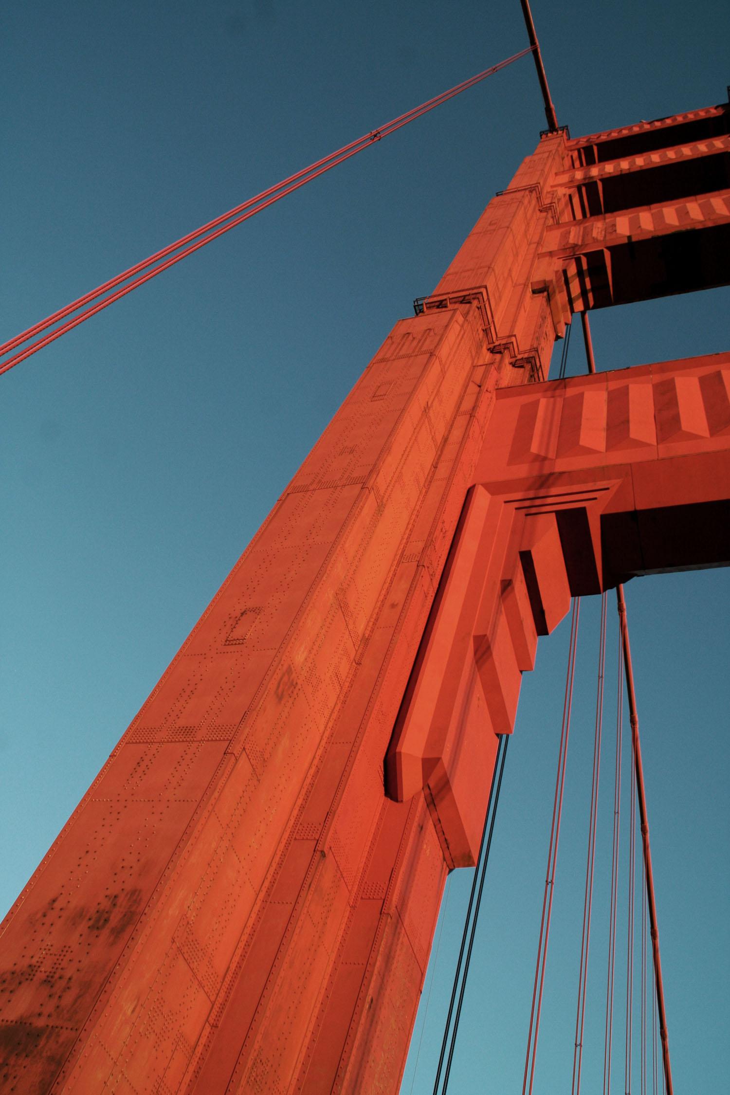// Golden Gate Bridge, San Francisco