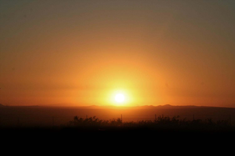 // some sunset, somewhere