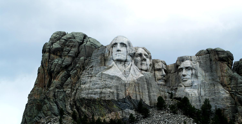 // Mount Rushmore, South Dakota