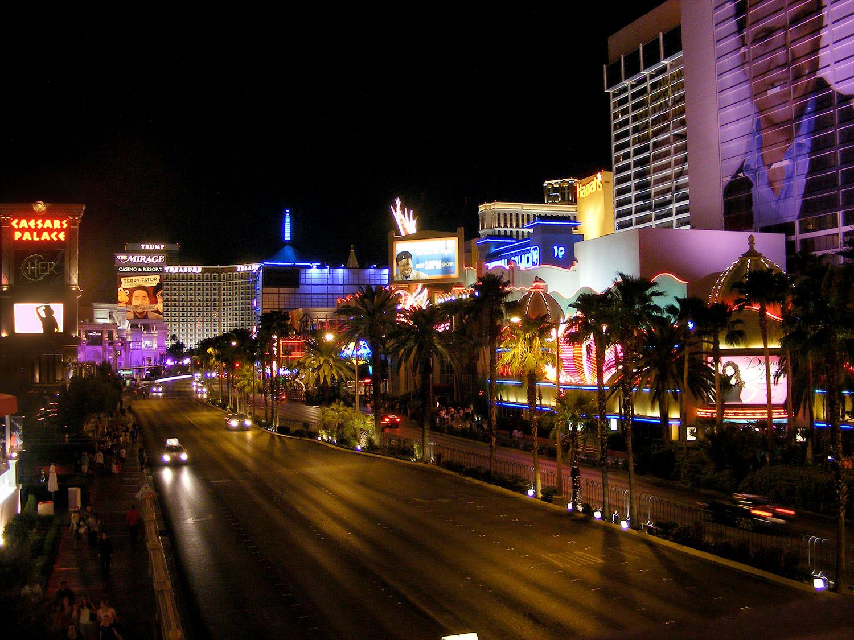 // Las Vegas, we do not miss you
