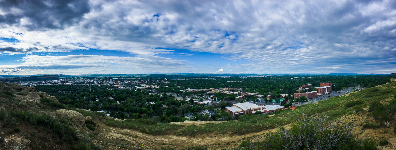// Leaving Billings, Montana