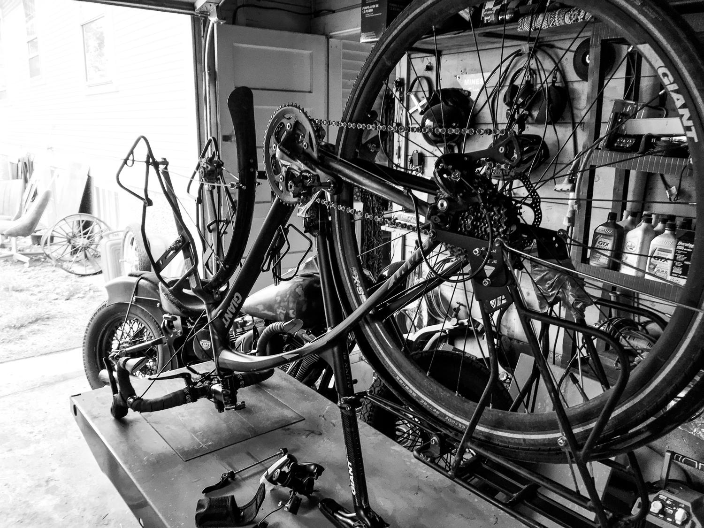 // Bicycle Maintenance