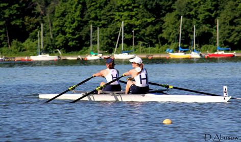 Kelly Brigley and Beth Hornby