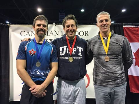 Hanlan's David Fisman has a golden performance at CIRC