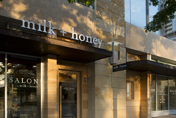 MILK + HONEY SPA AND SALON