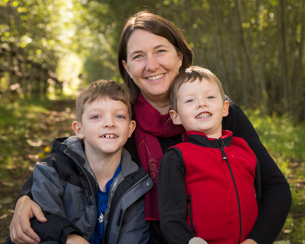 family photographer comox