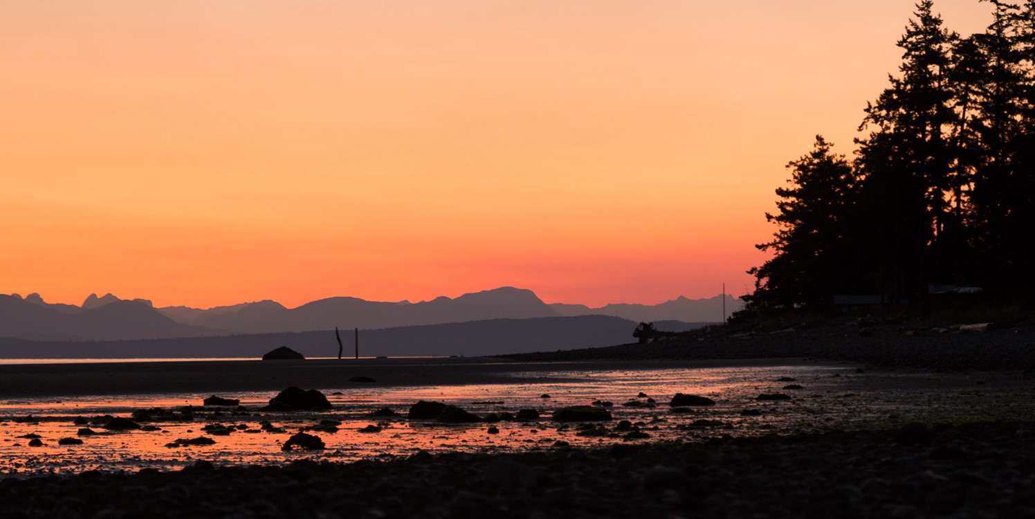 kye bay sunrise