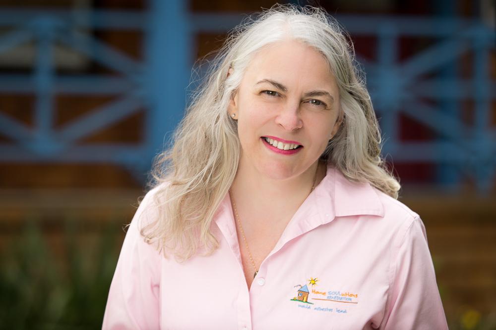 Corae Bracken, co-owner