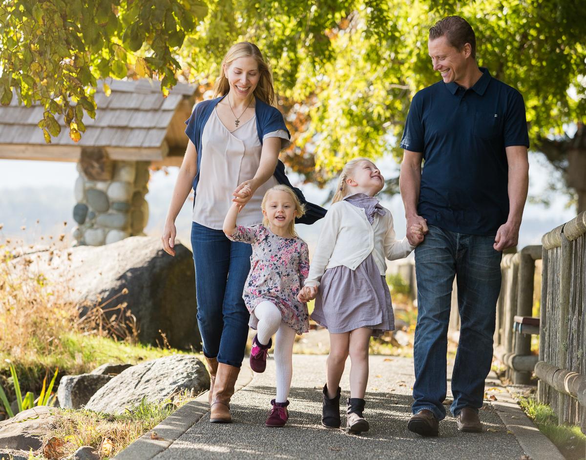 Family portrait Comox