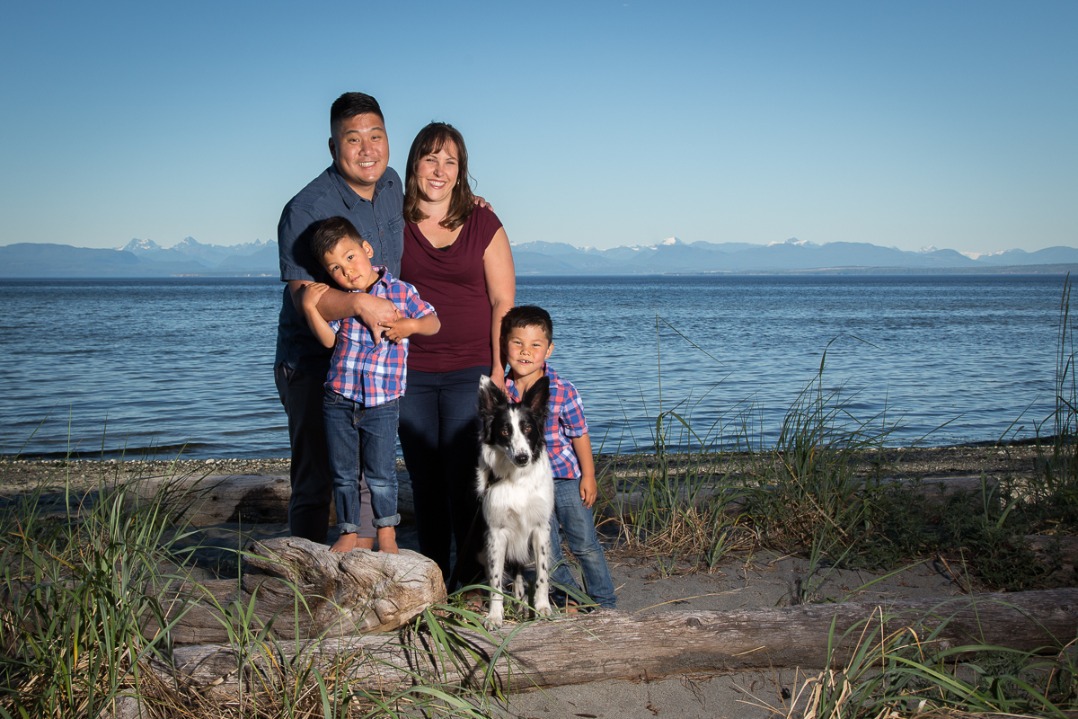 comox valley family photographer