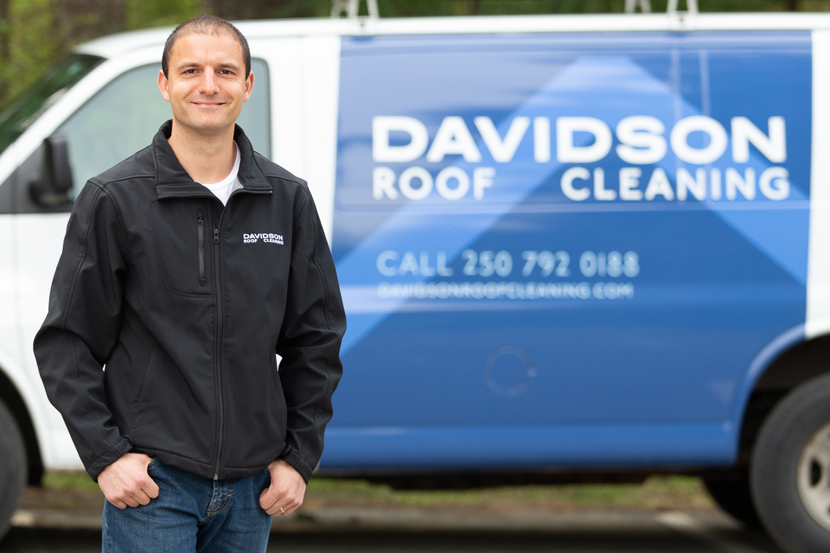 Davidson Roof Cleaning business photo