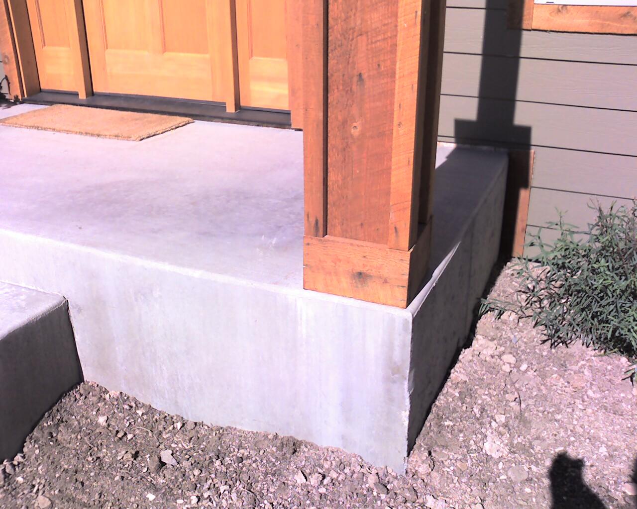 Porch lift AFTER