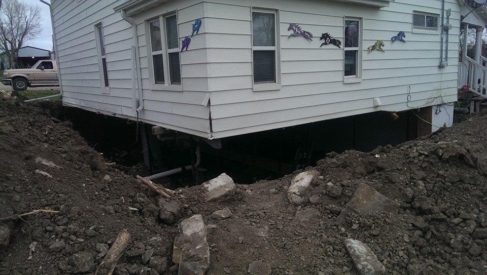 Basement Dig Out Mr Lifter S, Dig Out Basement Salt Lake City