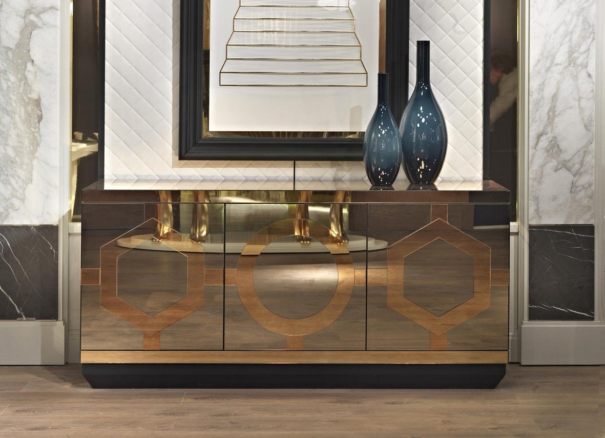 Фотография комода в гостиную под ТВ-панель