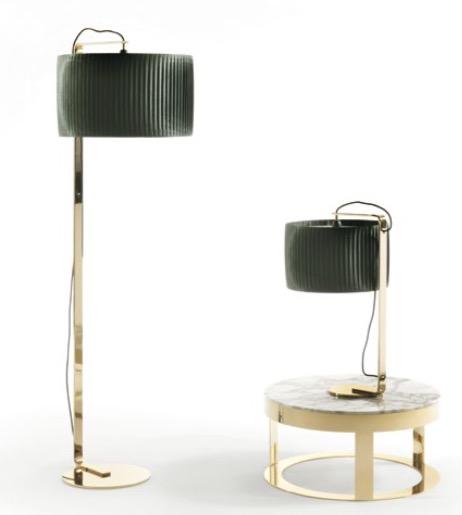 Варианты придиванных светильников и ламп